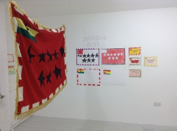 Notion: 06, 03, Kwasi Ohene-Ayeh, 2015, mixed media installation, dimensions variable, installation view