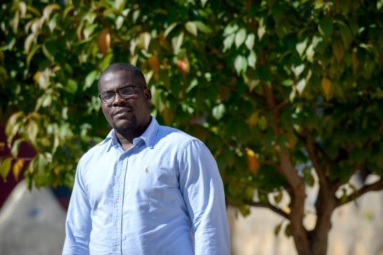 Kofi Akakpo, project designer