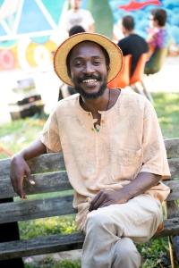 Kwasi Ohene-Ayeh, photo by Heidi Roland