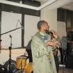 Open mic, exhibition view, photo by Tiyanna Scott