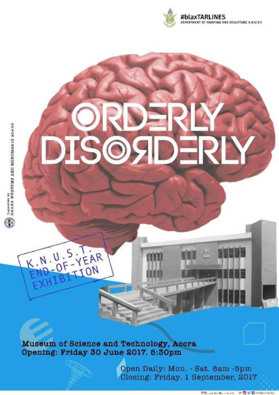 Orderly Disorderly (2017) poster
