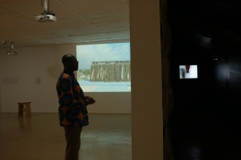 Spectacles. Speculations... (2018), exhibition view, photo by Elolo Bosokah