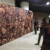 Vibes (2018), Asafo Black collective, photo courtesy Kristo Vibes